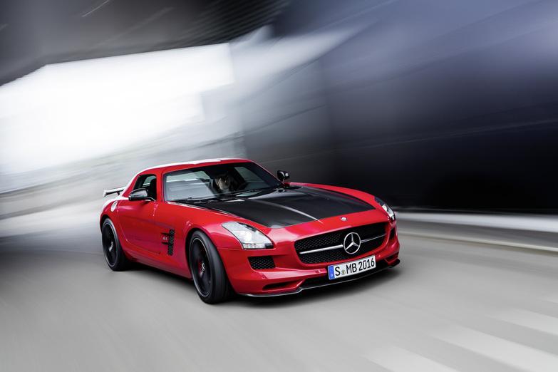 Mercedes Sls Amg Gt >> The New Mercedes Benz Sls Amg Gt Final Edition