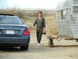 Robert-Downey-Jr-with-Mercedes-Benz-S400-HYBRID