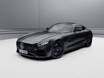 Mercedes Amg Gt Coupe And Roadster Offer Increased Power And Enhanced Equipment For 2021