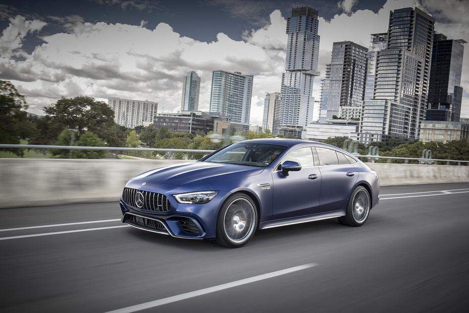 Mercedes Amg Gt 4 Door Coupe V8 Models To Start At 136 500