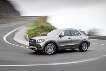 Mercedes benz usa photos the all new 2020 mercedes benz gle euro spec thecheapjerseys Choice Image