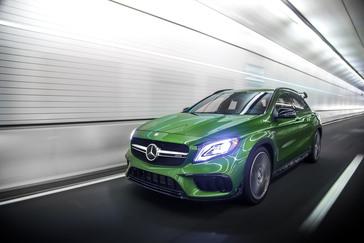 Mercedes benz usa photos 2018 mercedes amg gla45 thecheapjerseys Gallery
