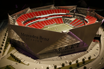 mercedes-benz-stadium-model