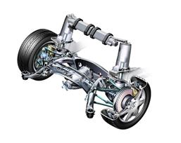 Multi-Link-Rear-Suspension