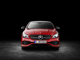 The 2017 Mercedes-Benz CLA250