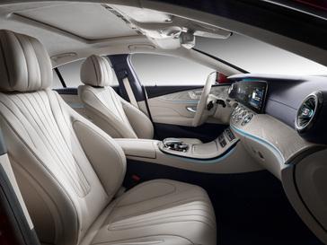 The New Mercedes Benz Cls