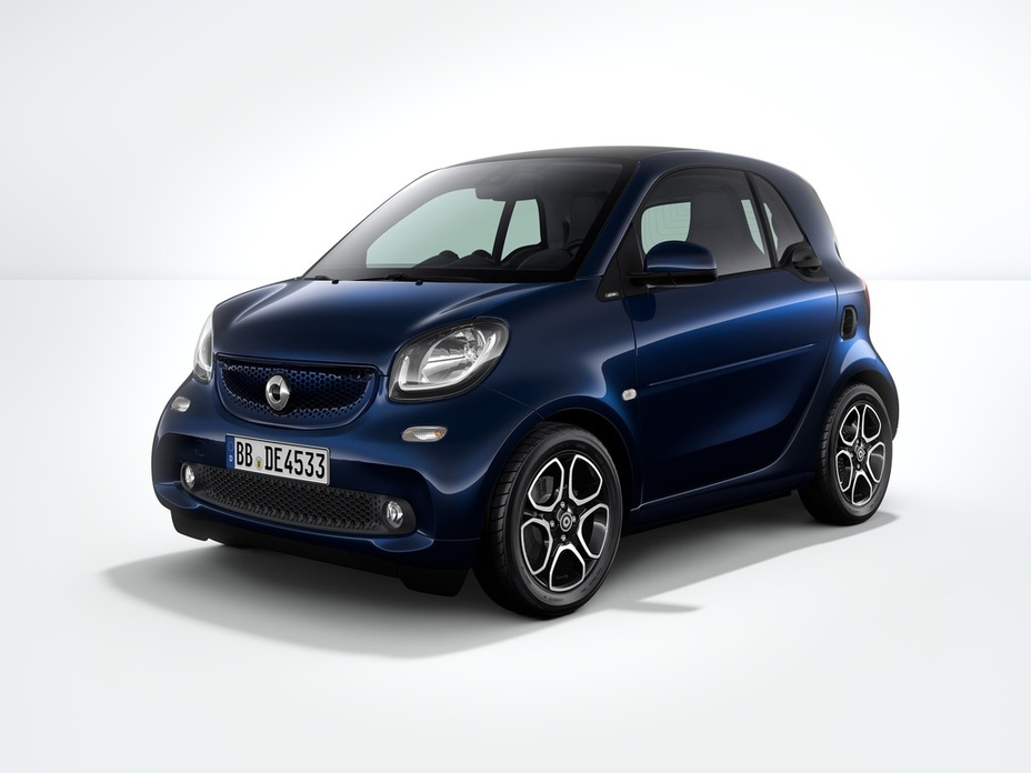 Mercedes Smart Car >> Smart Celebrates 10th Anniversary With Special Edition