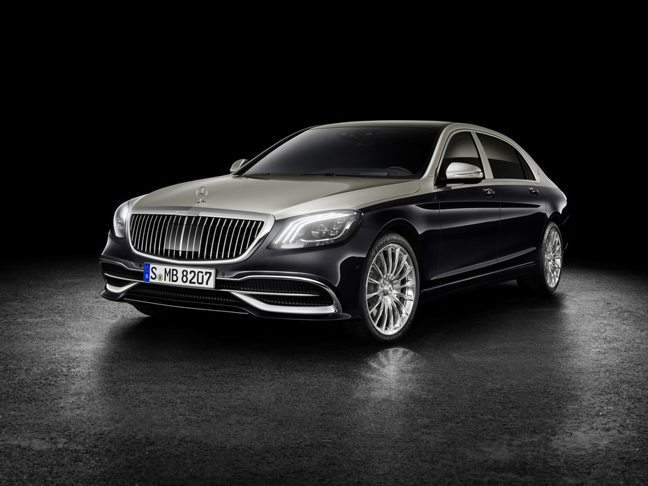 Mercedes Maybach S Class Offers Exclusive Luxury With New