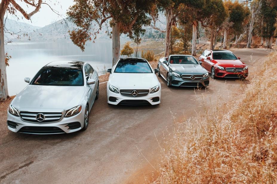 The 2019 Mercedes Benz E Class Family