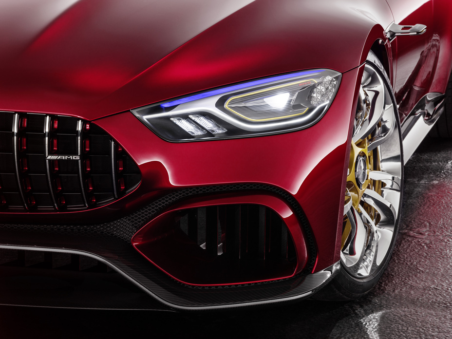 Amg Gt Concept >> Mercedes Amg Gt Concept