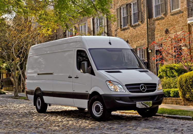 4589e95fe9 Sprinter Vans Post Sales Gain for 2010