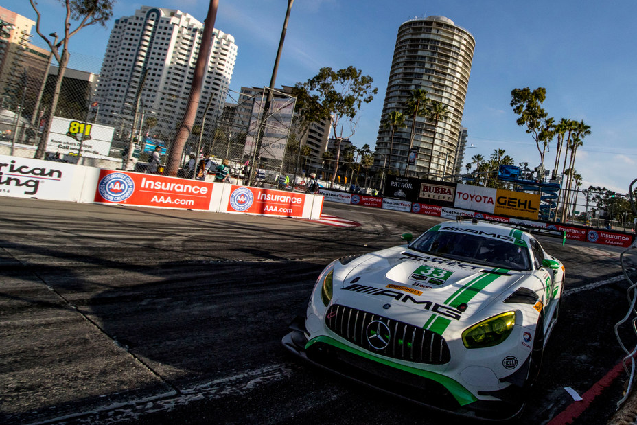 Long Beach Mercedes >> Mercedes Amg Motorsport Customer Racing Teams Practice And